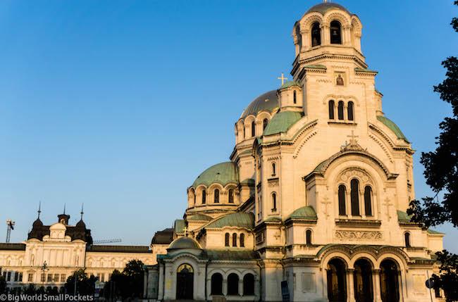 Sofia, Aleksander Nevski Cathedral