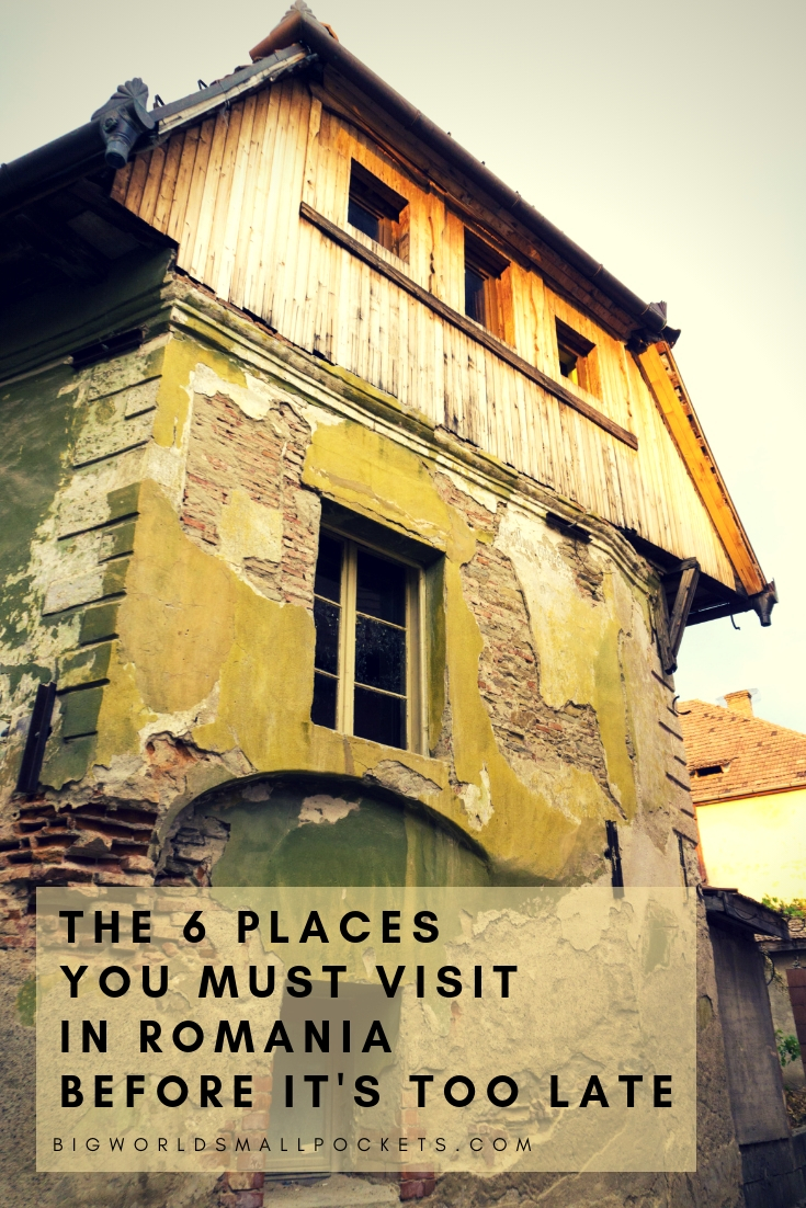 The 6 Places You Must Visit in Romania Before It's Too Late {Big World Small Pockets}