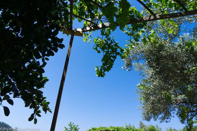Turkey, Kabak, Blue Sky