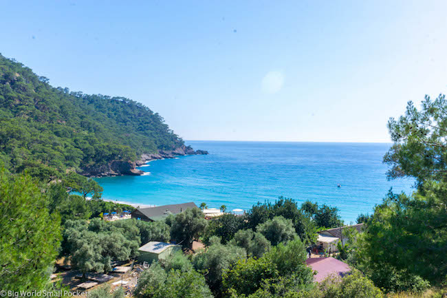 Turkey, Kabak, Ocean Views