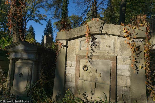 Ukraine, Lviv, Cemetery