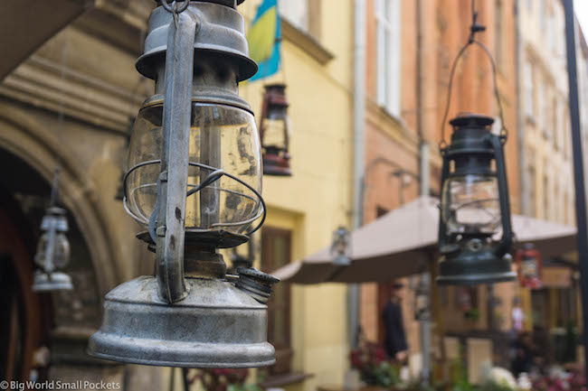 Ukraine, Lviv, Gaslighter