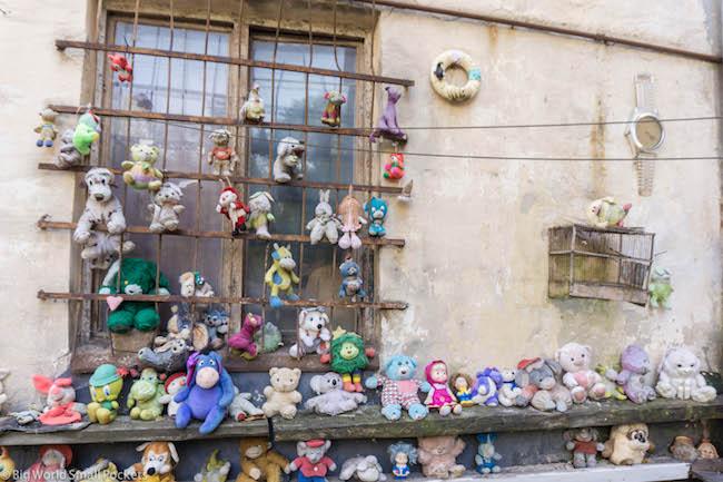 Ukraine, Lviv, Lost Toys