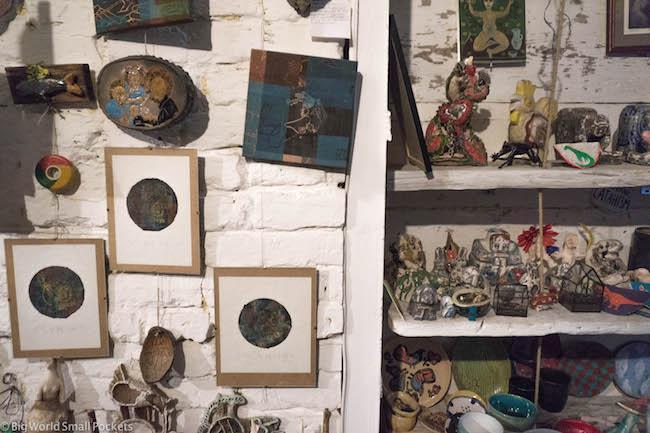Ukraine, Lviv, Native Mind Store Gallery