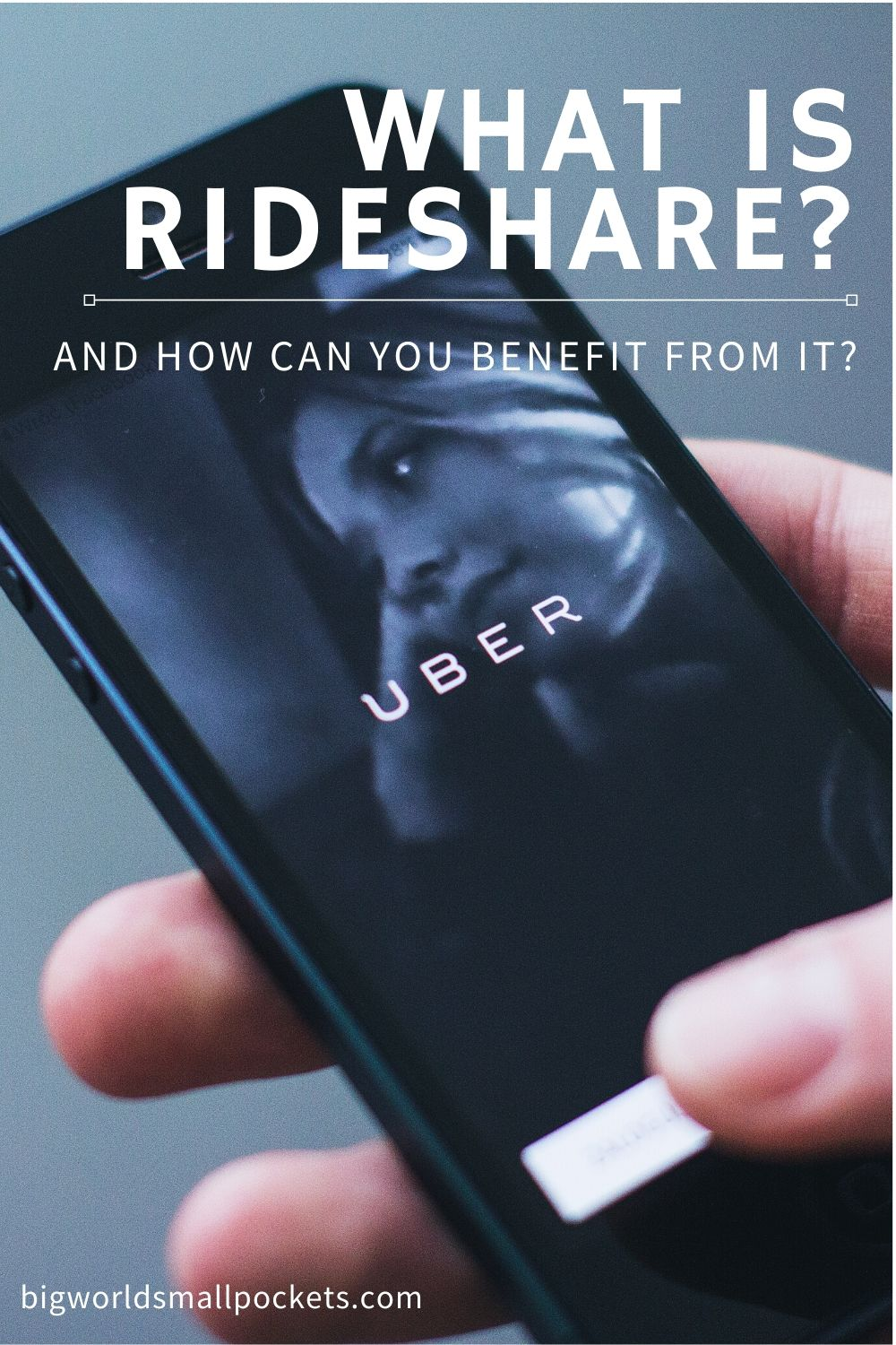 What is Rideshare?