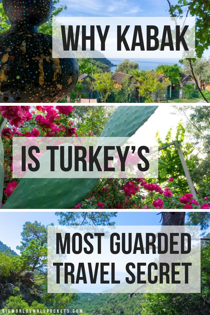 Why Kabak is Turkey's Best Kept Travel Secret {Big World Small Pockets}