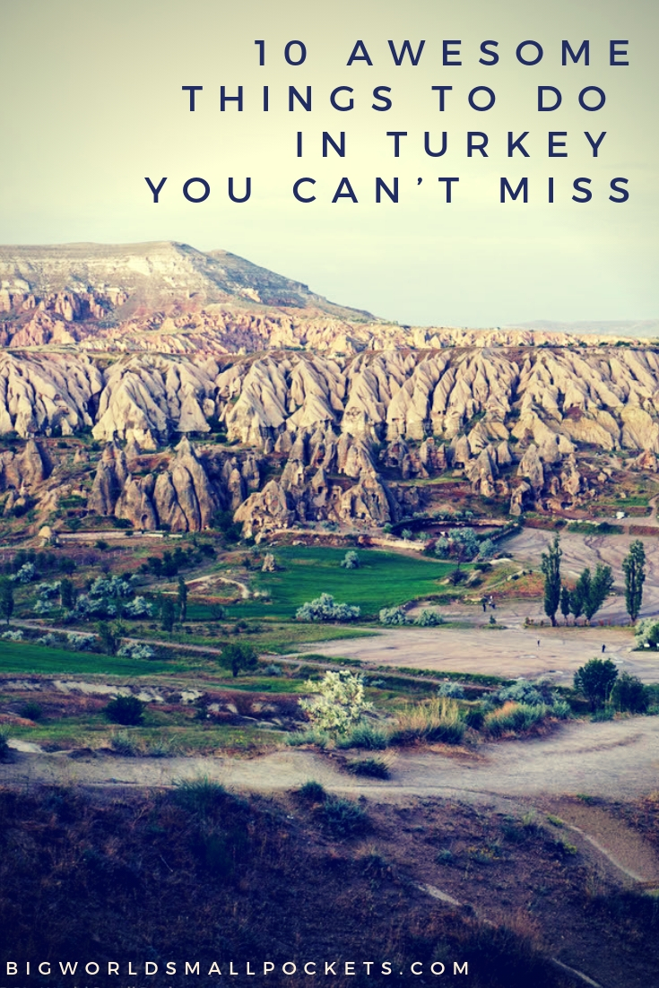 10 EPIC Things to Do in Turkey You Can't Miss {Big World Small Pockets}
