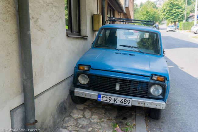Bosnia, Sarajevo, Car