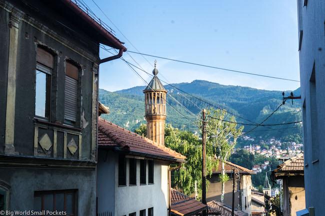 Bosnia, Sarajevo, City