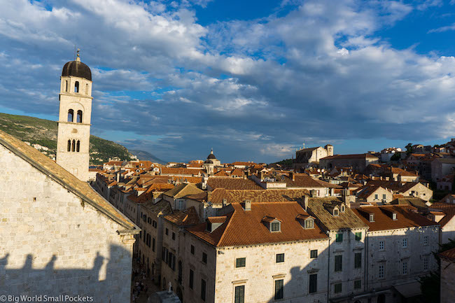 Croatia, Dubrovnik, City View