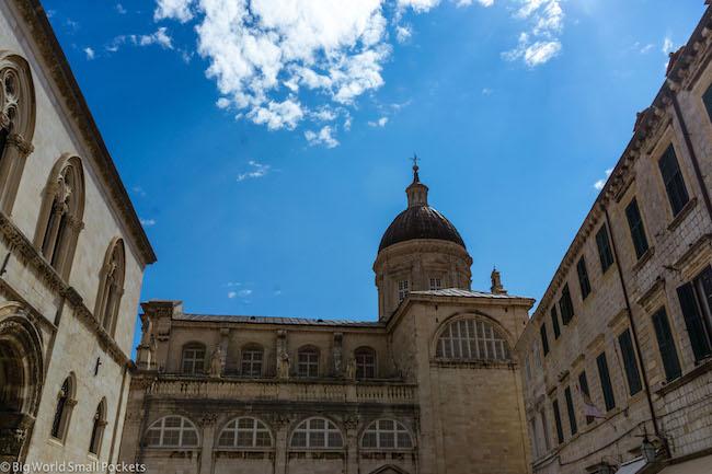 Croatia, Dubrovnik, Square