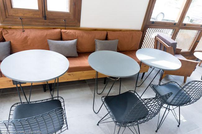 Cyprus, Nicosia, Djumba Cafe