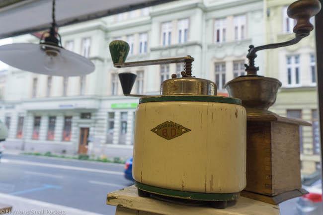 Czech Republic, Ostrava, Vintage Shops