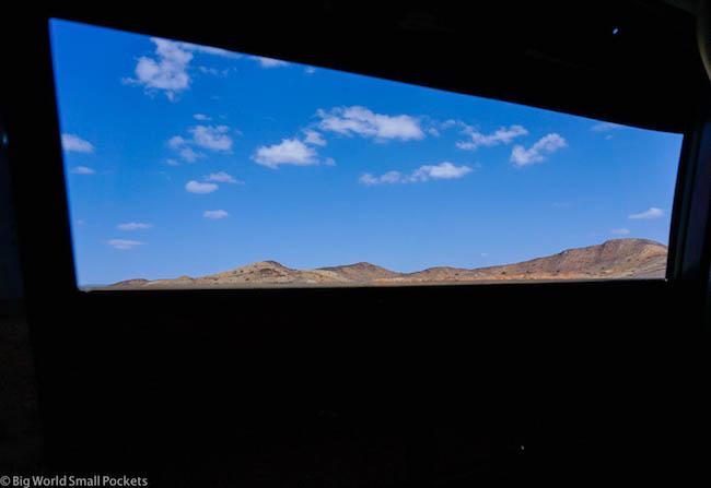 Ethiopia, Afar Region, Desert Window