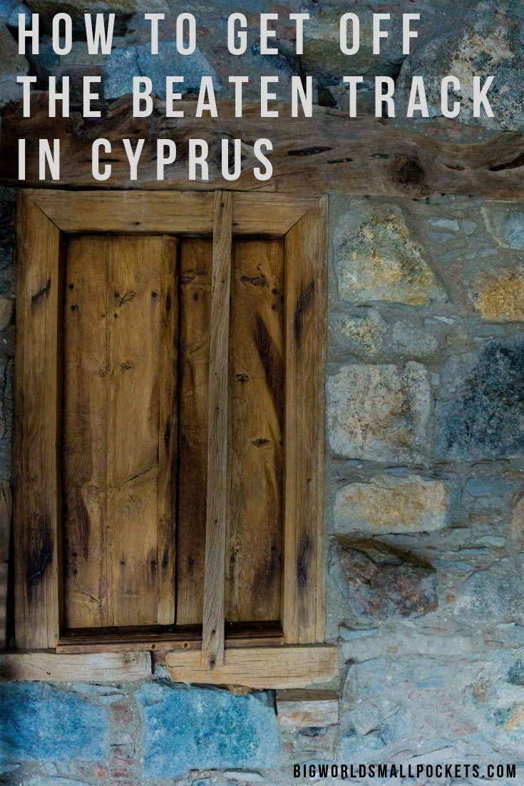 How To Get Off the Beaten Track in Cyprus {Big World Small Pockets}