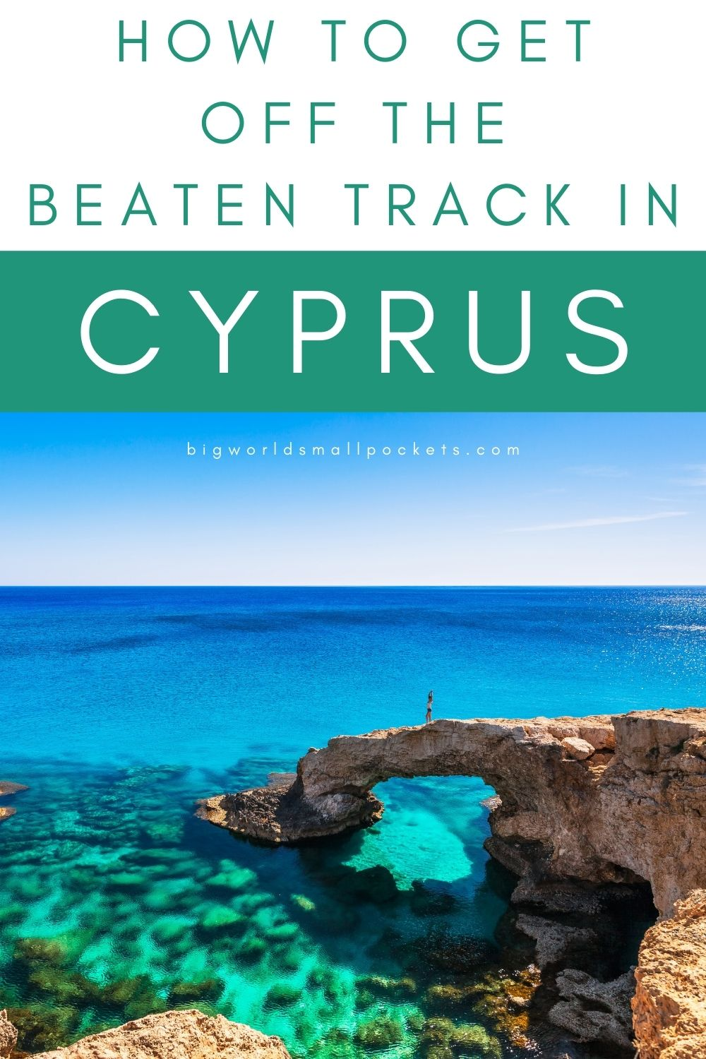 How to Get Off the Beaten Track in Cyprus