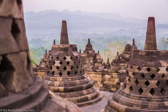 Indonesia, Borobudur, Temple