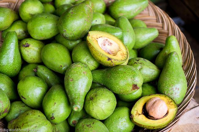 Indonesia, Bukittinggi, Avocado