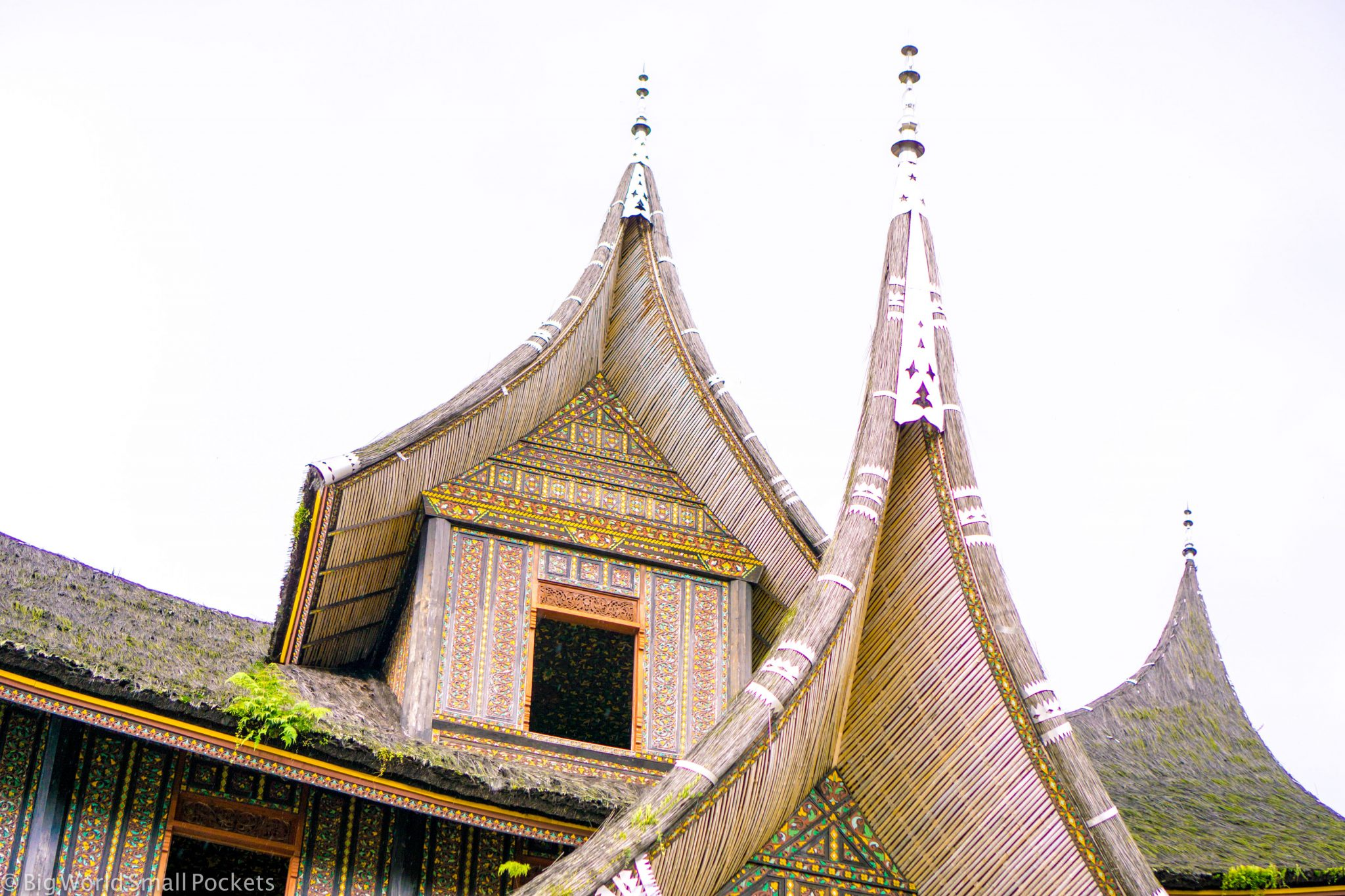 Indonesia, Bukittinggi, Building