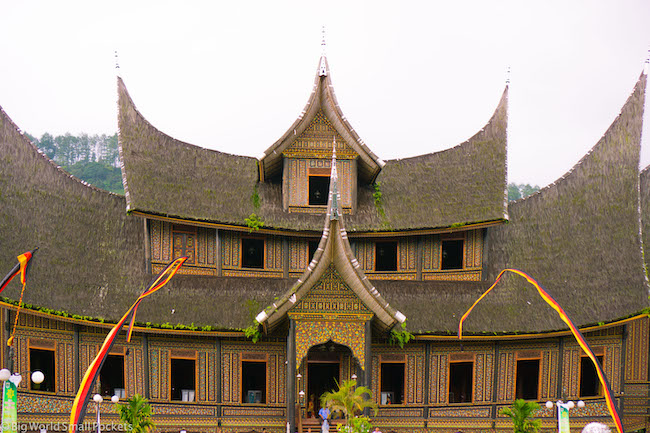 Indonesia, Bukittinggi, Pagaruyung Palace 1
