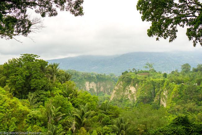 Indonesia, Bukittinggi, Panoramic Park