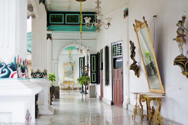 Indonesia, Yogyakarta, Kraton of Yogyakarta