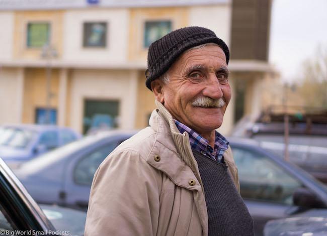 Lebanon, Baalbeck, Taxi Driver