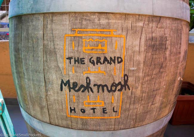Lebanon, Grand Meshmosh Hotel, Barrel