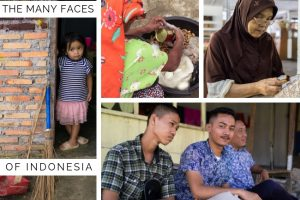 The Many Faces of Indonesia