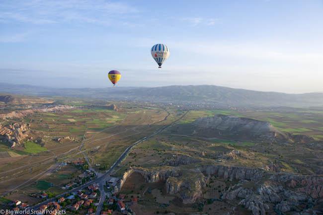 Turkey, Cappadocia, Hot Air Balloons