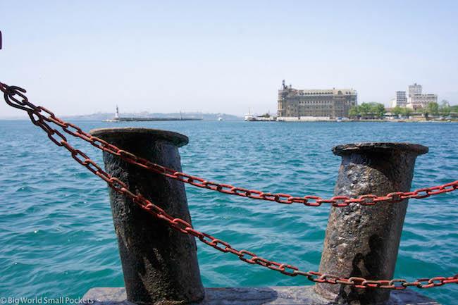 Turkey, Istanbul, Bosphorus Ferry