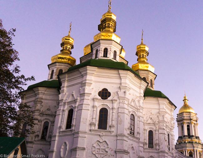 Ukraine, Kiev, Pechersk Lavra