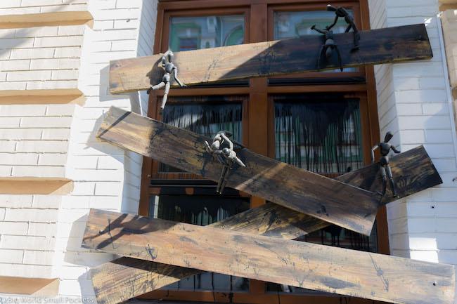 Ukraine, Kiev, Podil Gallery