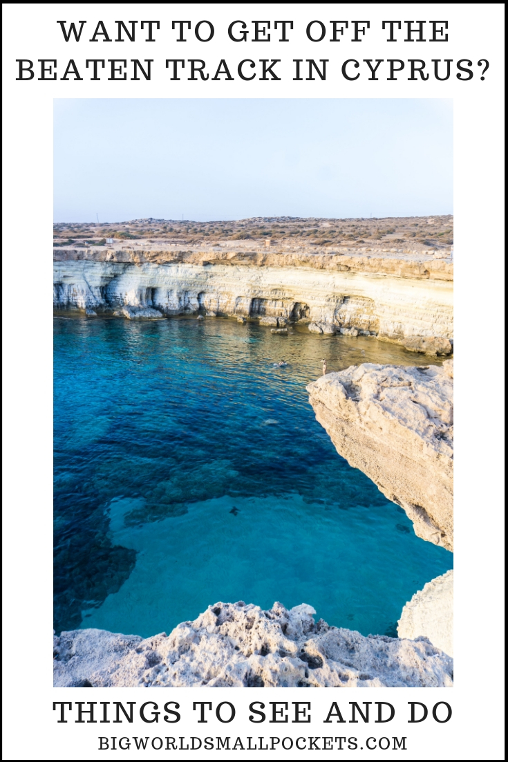 Want to Get Off the Beaten Track in Cyprus? {Big World Small Pockets}