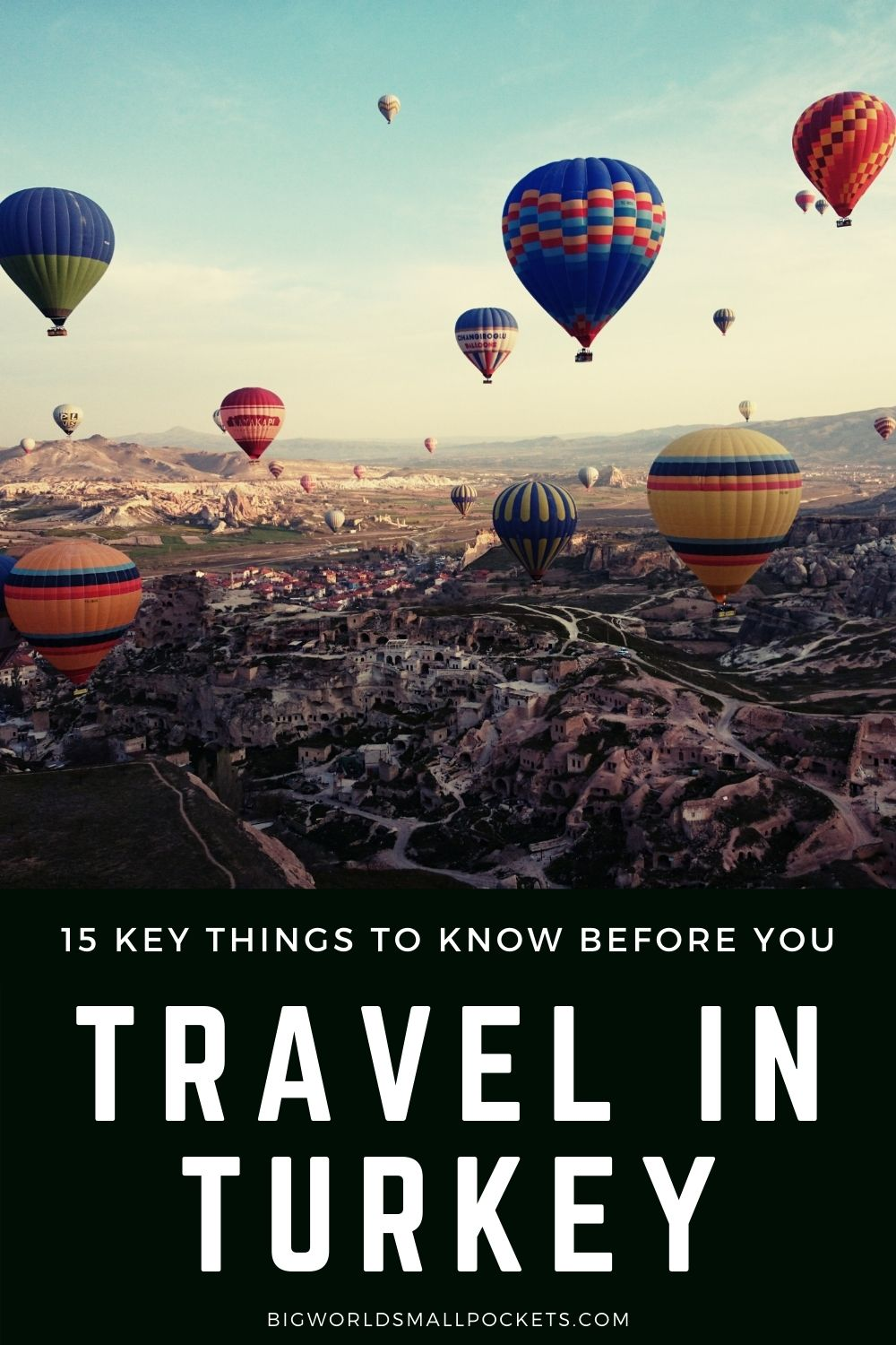 15 Crucial Things to Know Before You Travel Turkey
