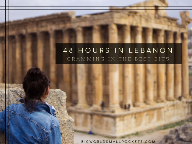 48 Hours in Lebanon