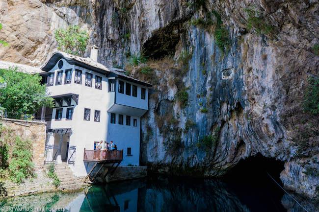 Bosnia, Hercegovina, Blagaj