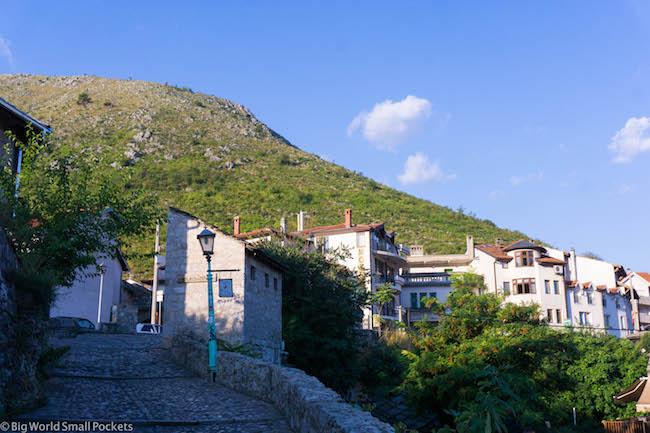 Bosnia, Mostar, Views