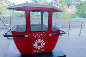 Bosnia, Sarajevo, 1984 Olympic Cable Car