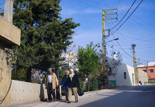Lebanon, Aakkar, Mechmech