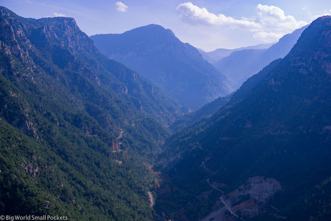Lebanon, Aakkar, Valley