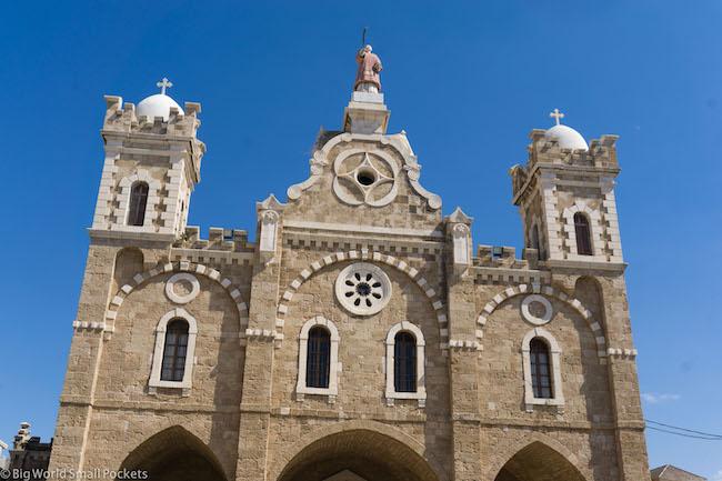 Lebanon, Batroun, Cathedral