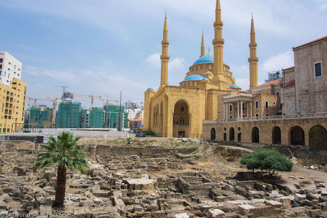 Lebanon, Beirut, Downtown