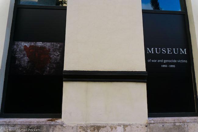 Mostar, Museum, Building