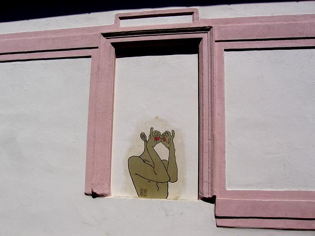 Romania, Cluj, Street Art
