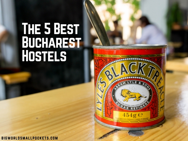 The 5 Best Bucharest Hostels