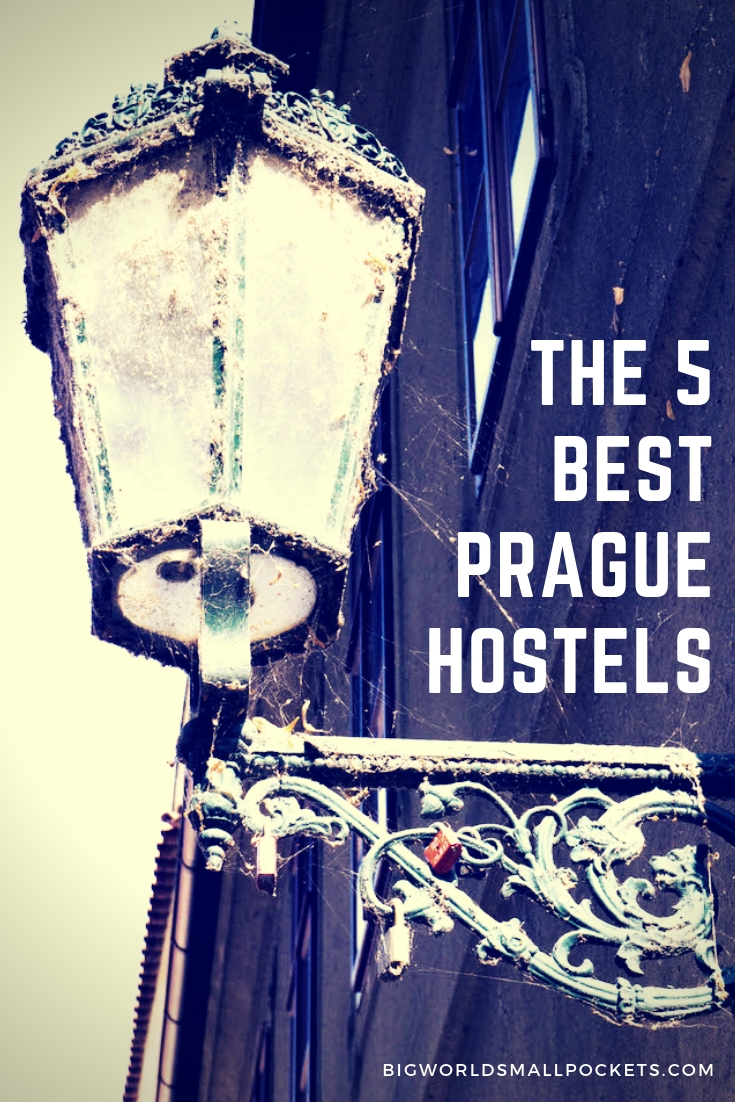 The 5 Best Prague Backpacker Hostels {Big World Small Pockets}