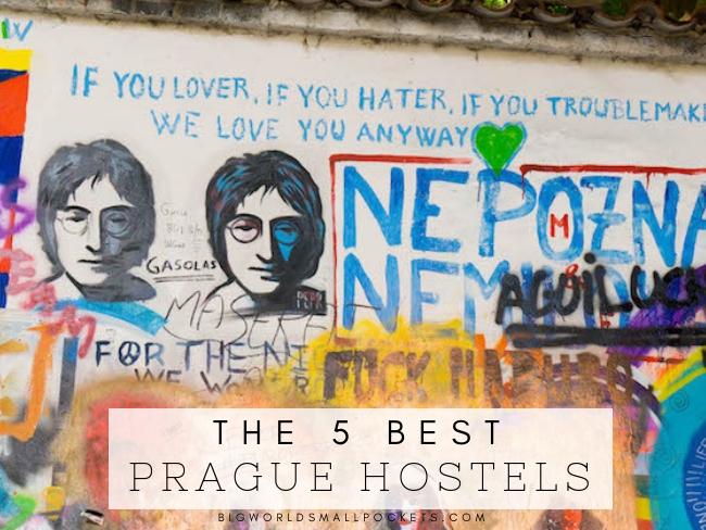 The 5 Best Prague Hostels