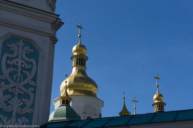 Ukraine, Kiev, Cathedral