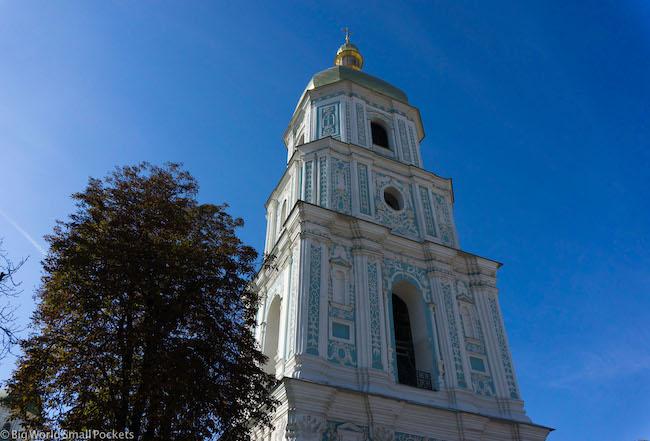Ukraine, Kiev, St Sophia's Cathedral